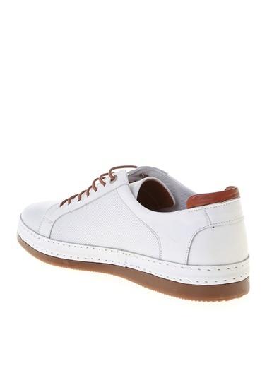 Cotton Bar Casual Ayakkabı Beyaz